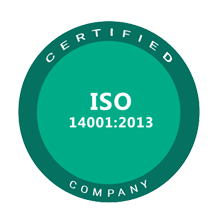 iso 14001:2013 certified